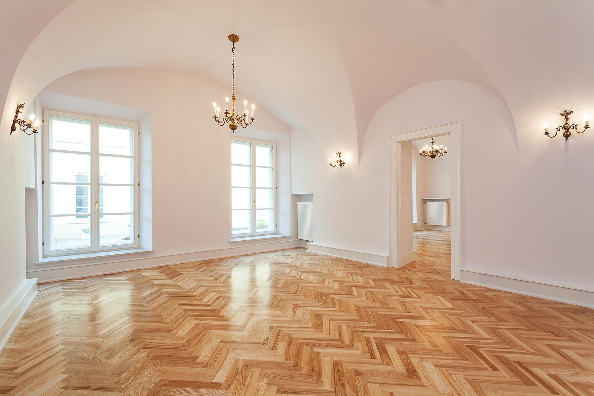 Sven Adomeit Fußbodenverlegung Parkett und Laminat